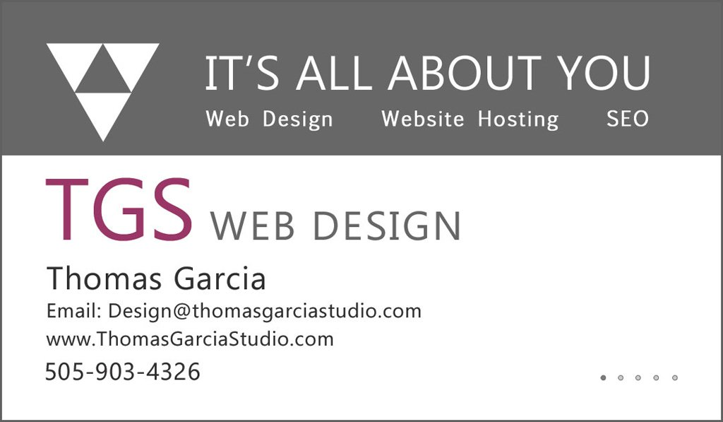 TGS Web Design Albuquerque